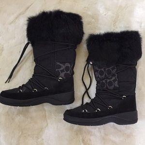 NWOT- COACH Boots